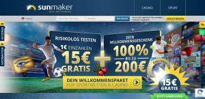 SunMaker Homepage