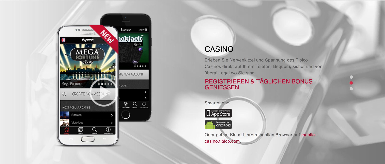 Tipico Casino App