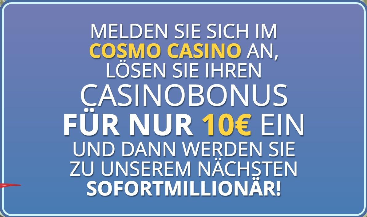 10 Euro 150 Chancen Bonus