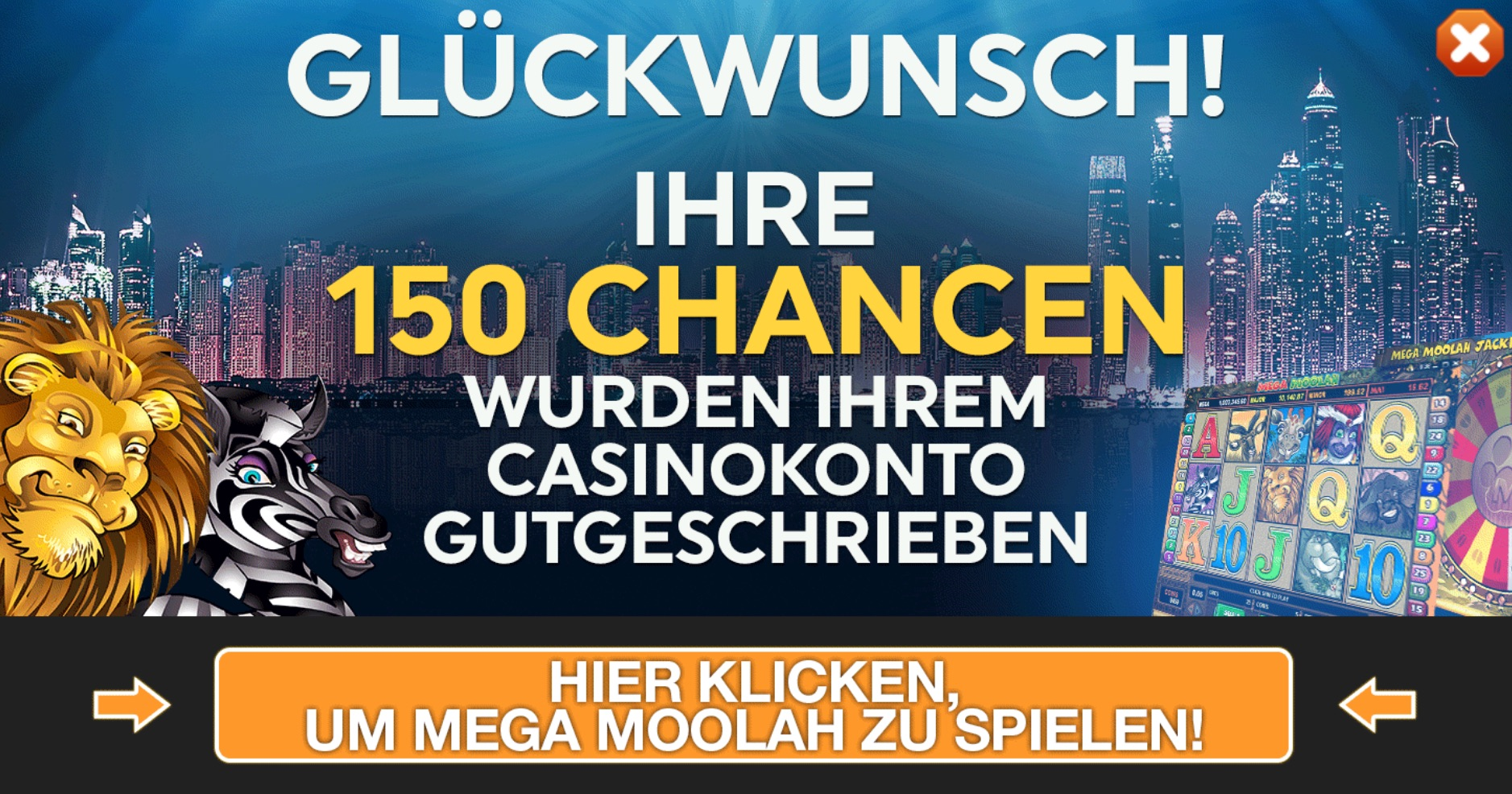 casino 10 50 euro