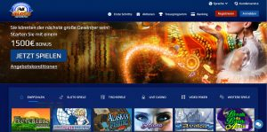 AllSlots Homepage