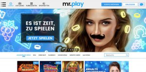 Mr Play Website