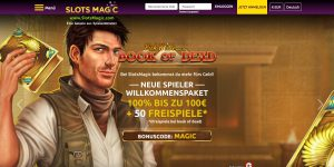 Slots Magic Website