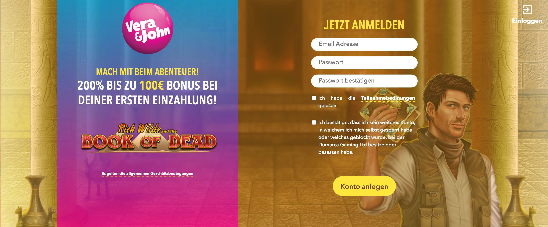 Casino Bonus Angebot