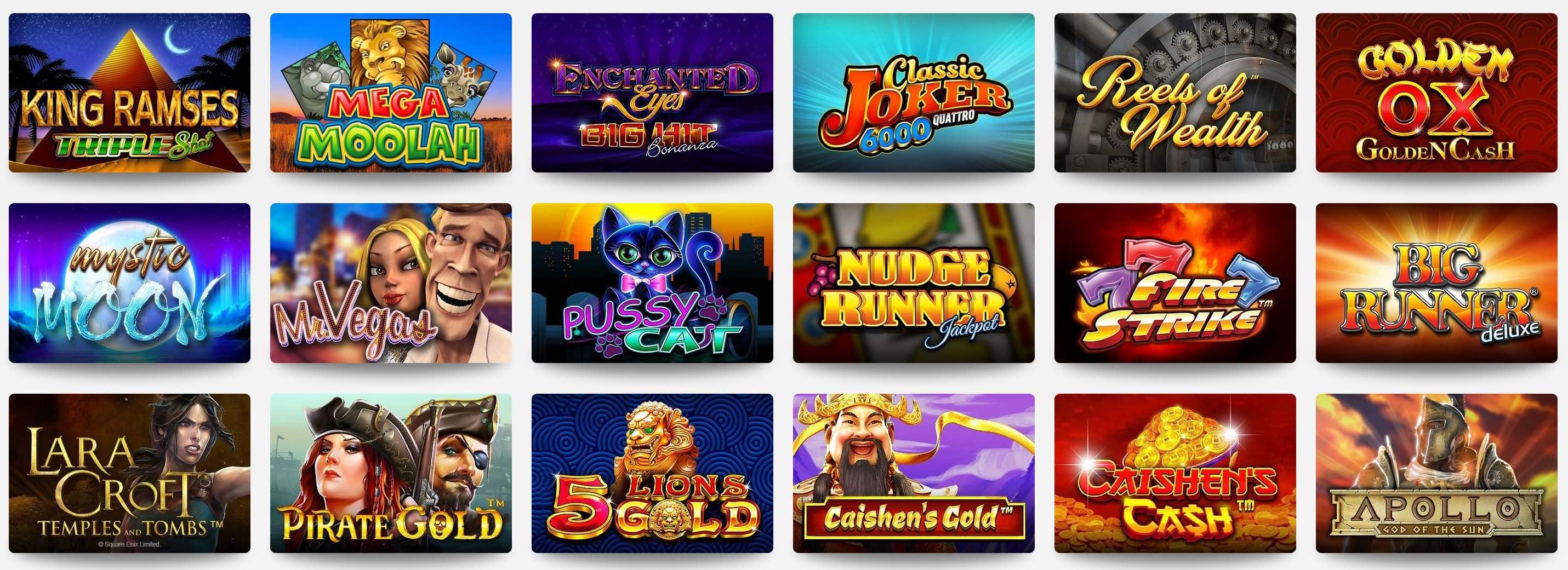 OmniSlots Jackpot Slots
