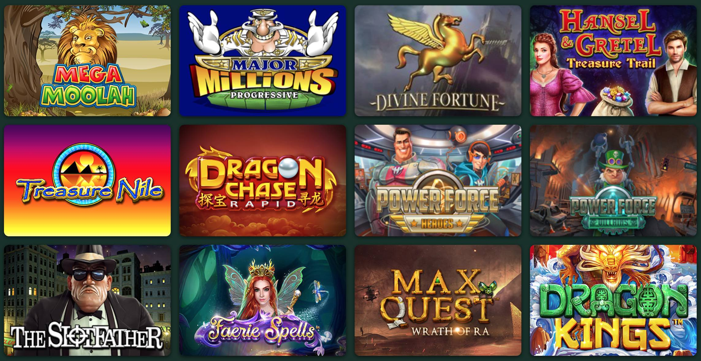 Online Casino Zahlungsarten