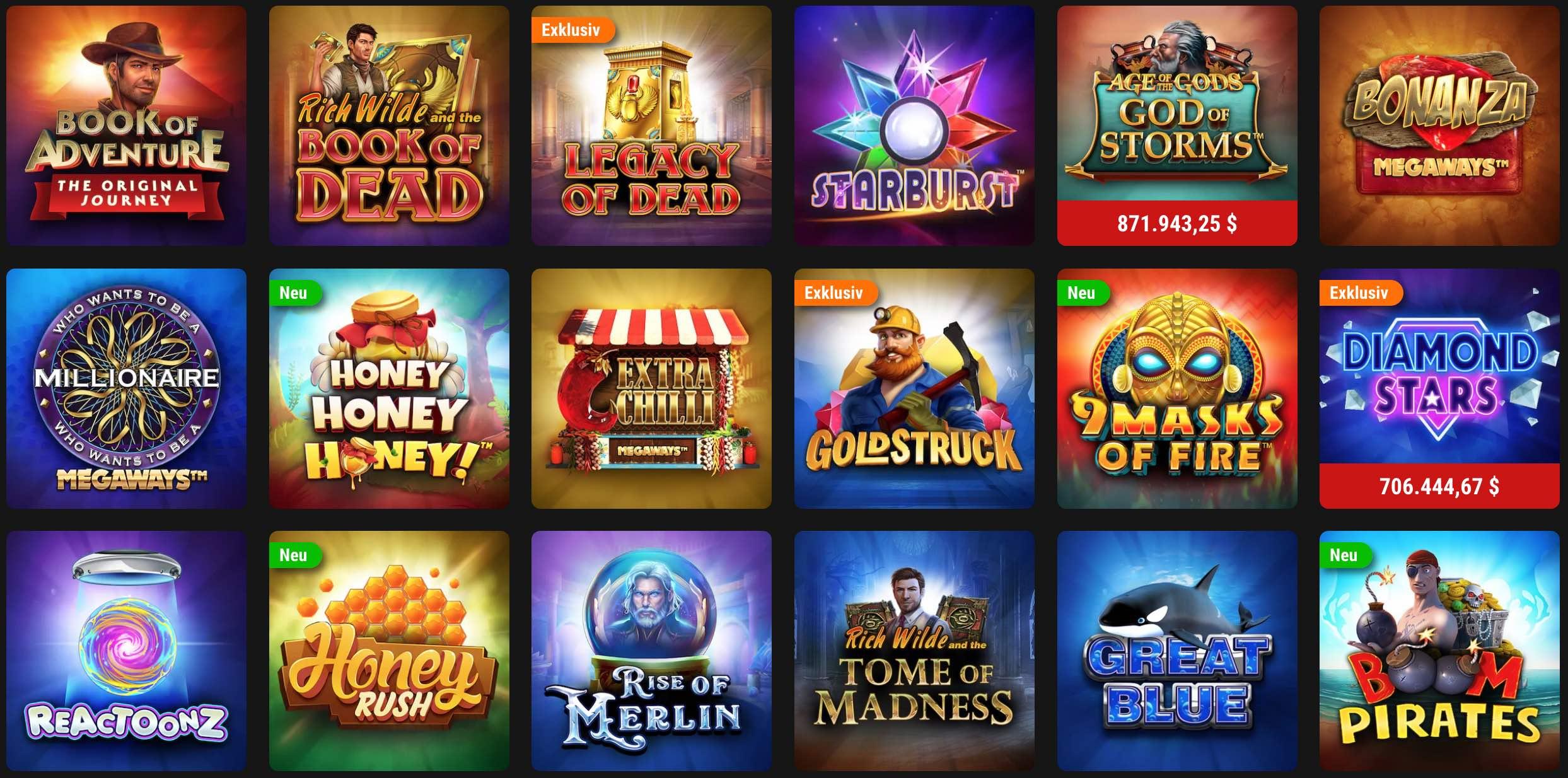 Welche Online Casino Ist Gut